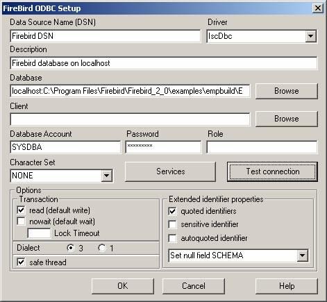 Firebird odbc driver download.