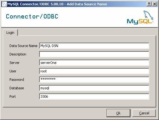 MySQL Connector/ODBC